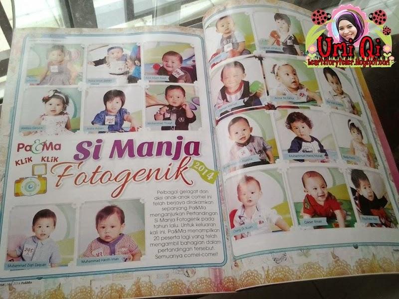 Qi dalam Majalah PaMa Mei 2014