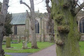 All Saints Church, Sawley.