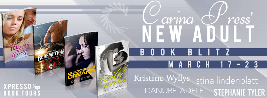 Carina Press' New Adult Book Blitz