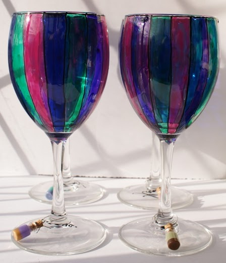 Larger Wine Glasses Encourage More Drinking Study Finds Wall Street Journal