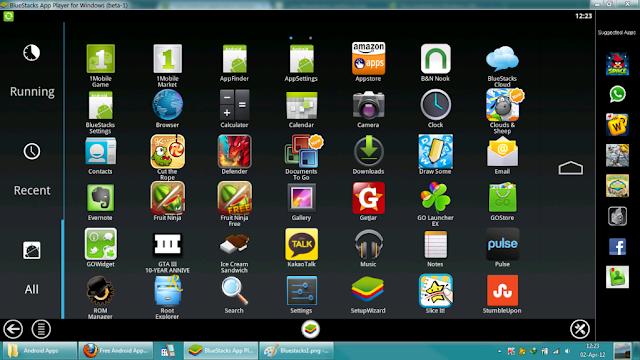 Download BlueStack Terbaru For Pc Gratis