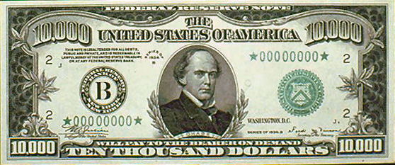 have is a jpg of a ten thousand dollar american bill