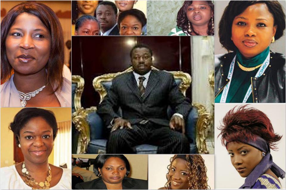 Recherche femmes togo