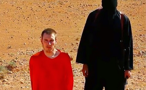 Obama confirma que ISIS decapitó al estadounidense Peter Kassig