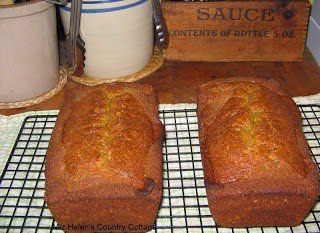 Spicy Butternut Bread at Miz Helen's Country Cottage