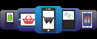 m-commerce - Comércio Eletrônico por Smartphones e Tablets