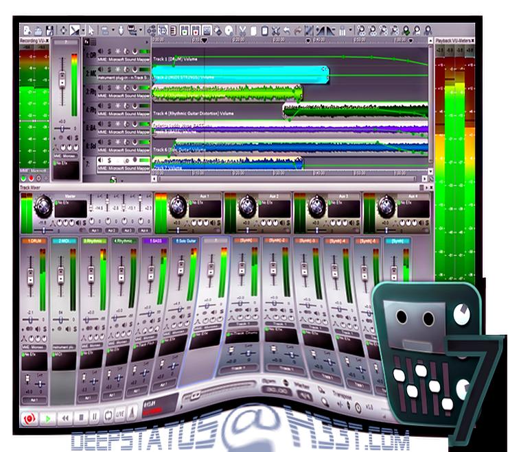NEW: n-Track Studio EX v703 Free Full Download - YouTube