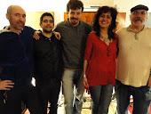 Con Cristina Dall y Excipientes