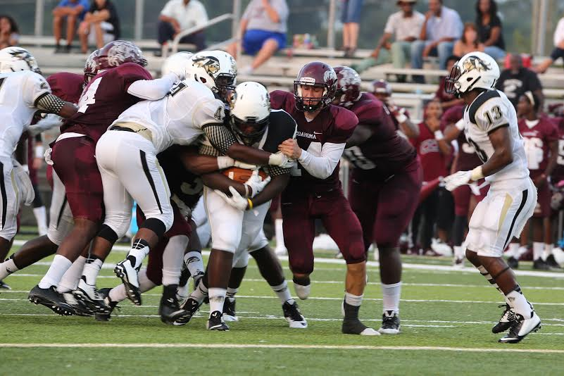 Winston Web News East Central Football Opens Season 2 0 After