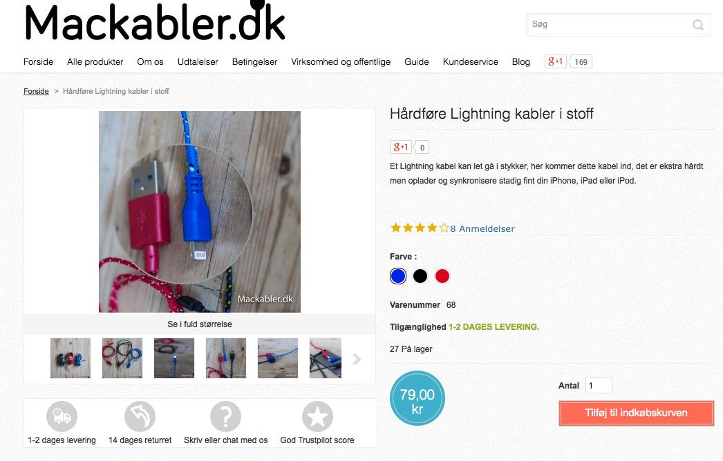 http://mackabler.dk/hardfore-lightning-kabler-i-stoff-85.html