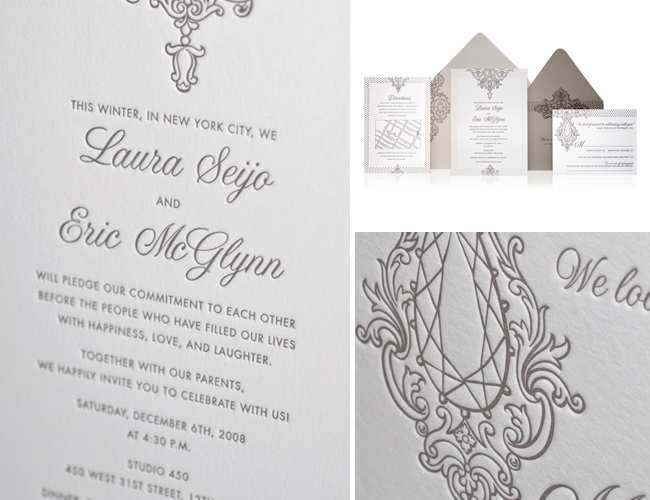 Wedding invitation tips incorporating meaningful details speak volumes to your personal sense of style or even to your wedding aesthetic or venue whether its an accent or an integral part of the invitation stopboris Image collections
