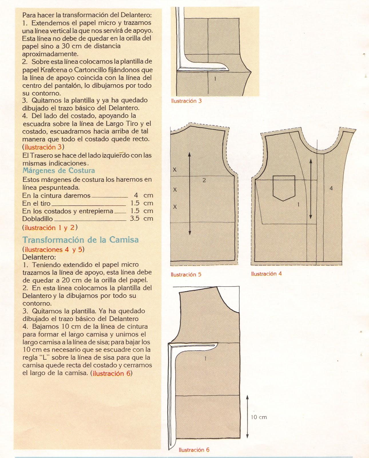 Clases De Costura de Celina De La O: Moldes Pijama de Niño (
