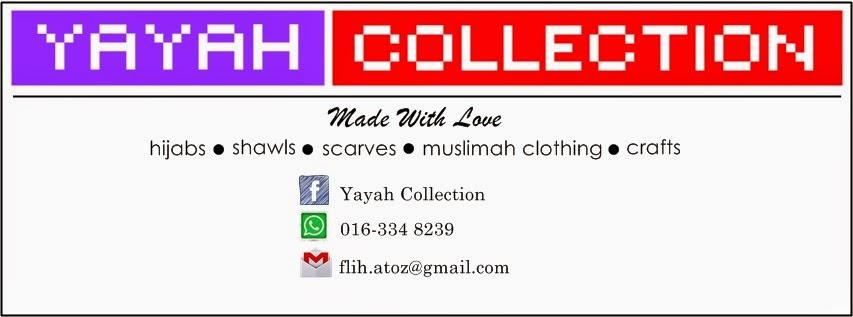 Pakaian Muslimah Yayah Collection