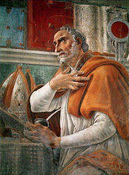 St. Aurelius Augustine (Patron of Theologians)