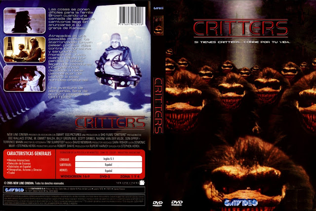 Critters Dvd