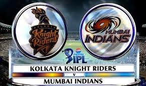 Kolkata Knight Riders vs Mumbai Indians live score