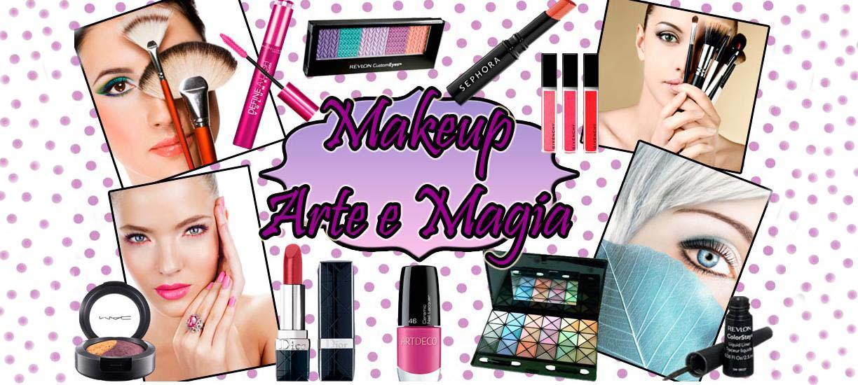 *Makeup Arte e Magia*