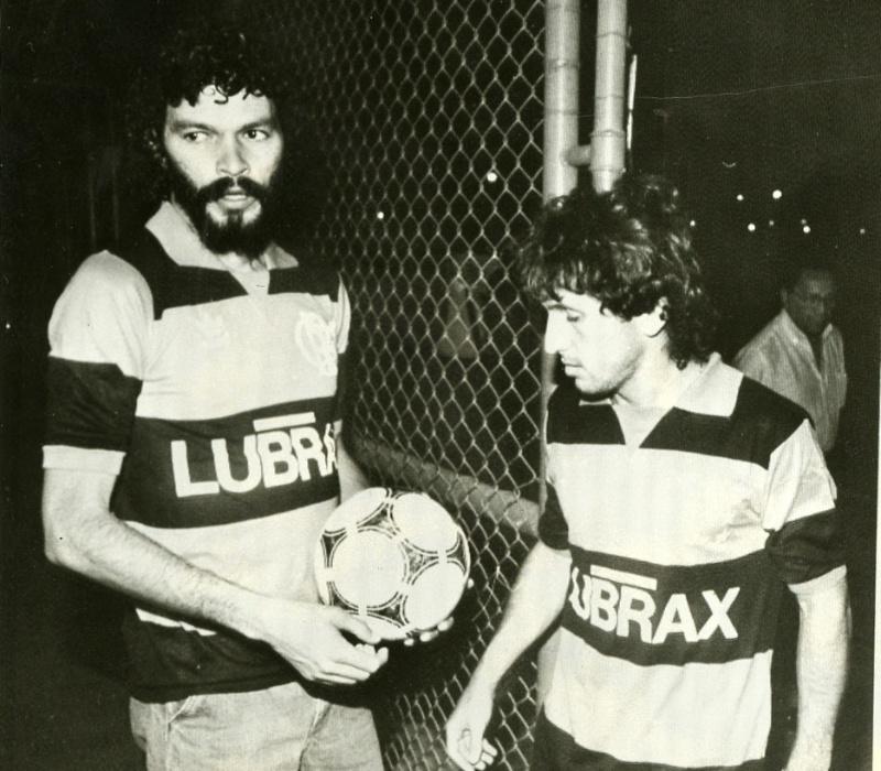 Sócrates e Zico
