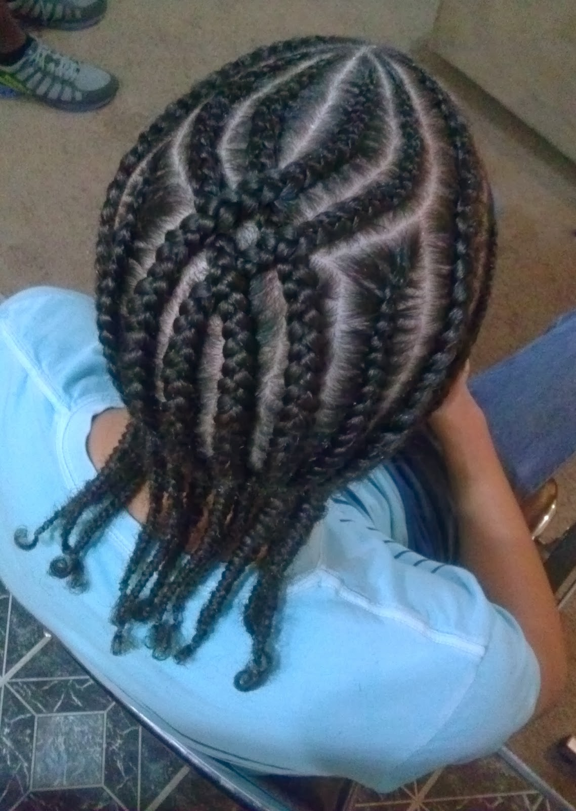latino braids