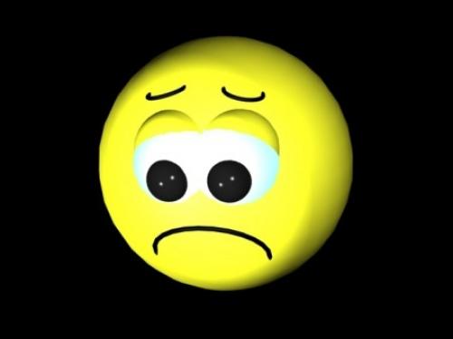 Caritas tristes llorando con movimiento - Imagui