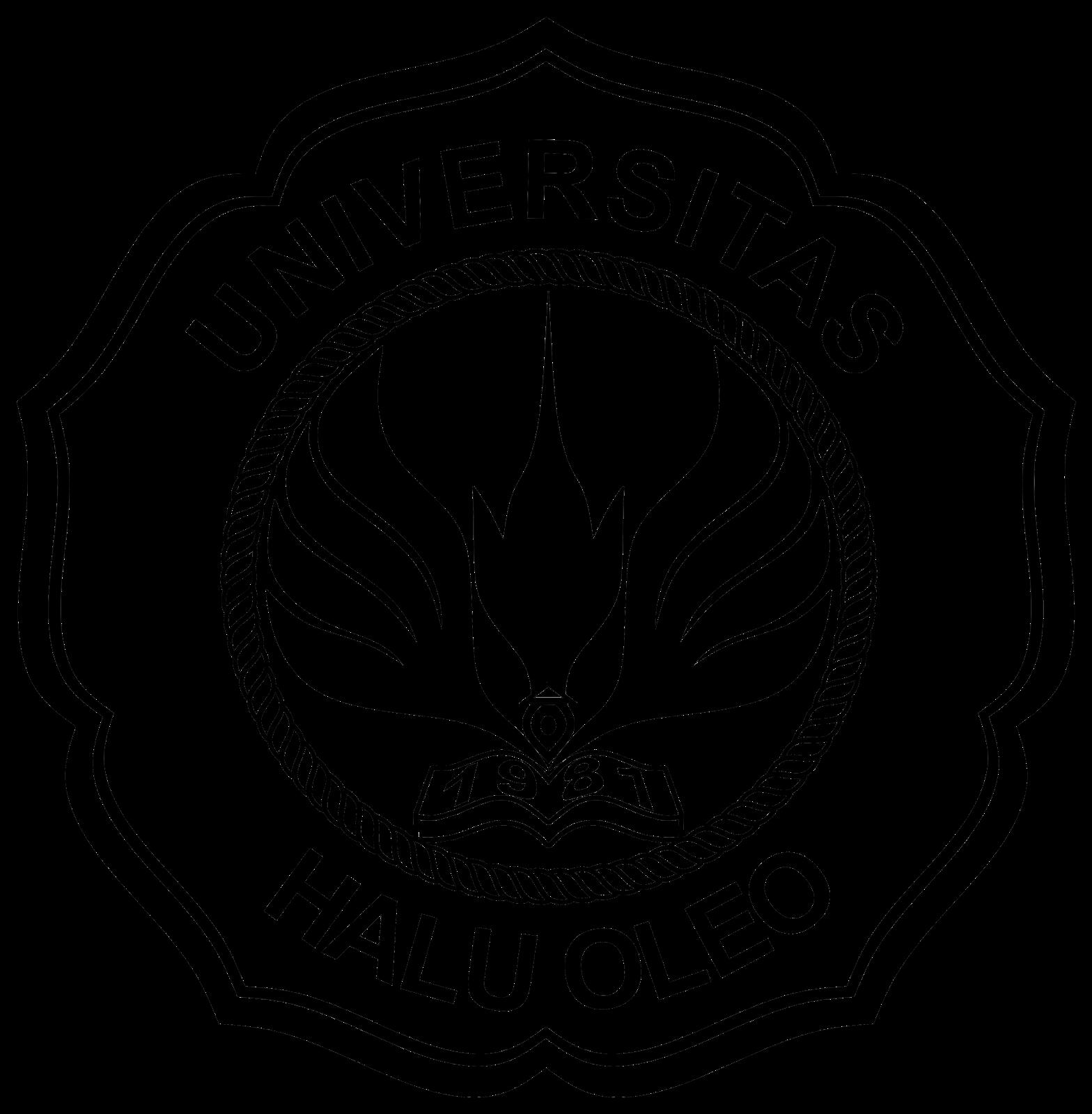 Logo UHO Universitas Halu Oleo (Official) | DS'S Library