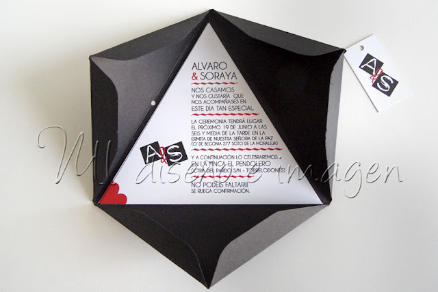 http://nlldiseno.blogspot.com.es/2015/06/invitacion-boda-caja-piramide.html