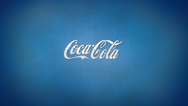 Blue Coca Cola