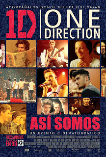 One Direction: Asi Somos – DVDRIP LATINO