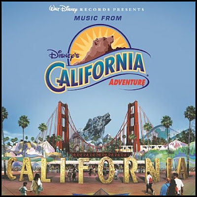 DCA Disney California Adventure music soundtrack Soarin'