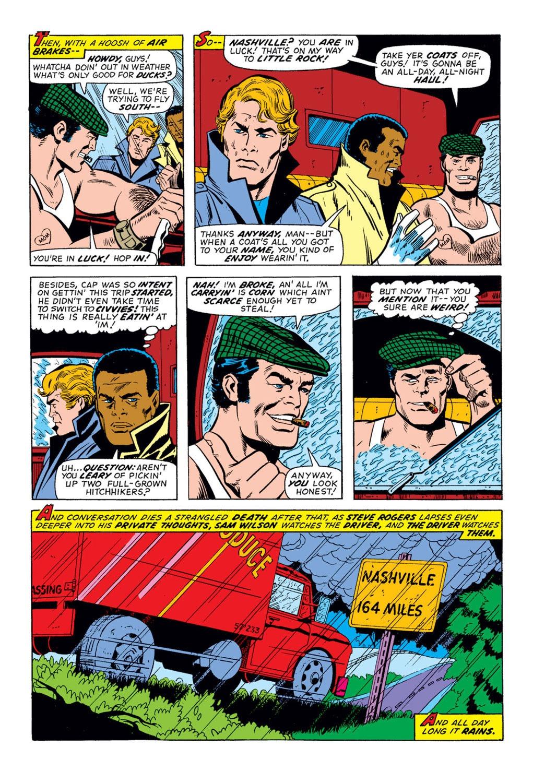 Captain America (1968) Issue #172 #86 - English 9