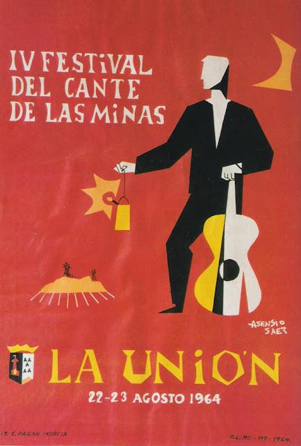 Cante de las minas 1964