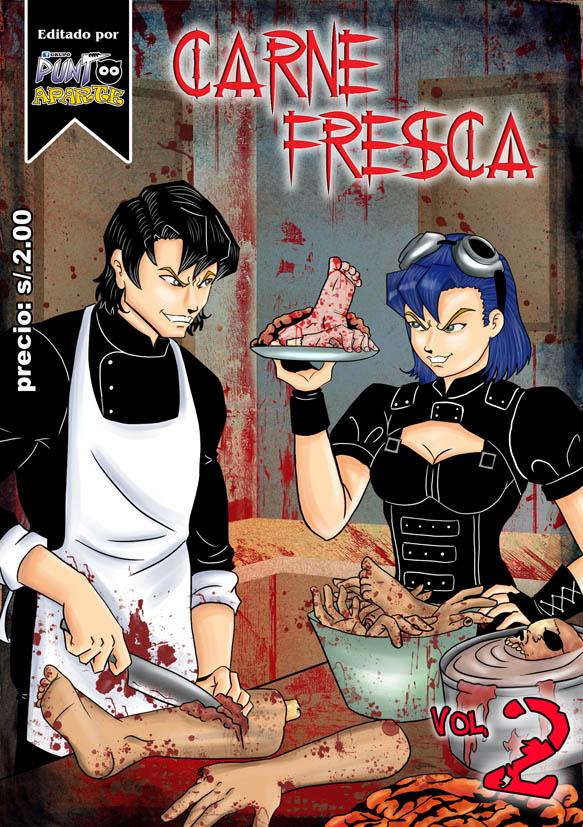 Carne fresca nº2 (octubre 2014)
