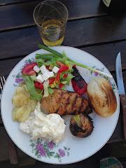 Grillkväll i Björkhult