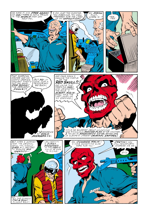 Captain America (1968) Issue #347 #277 - English 13