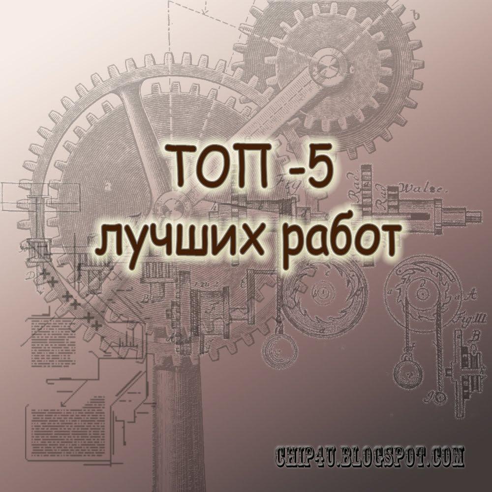 ТОП-5 в блоге Chip4you