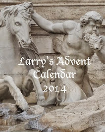 LARRY'S ADVENT CALENDAR 2014