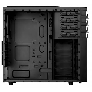 Antec GX700 Enclosure Overview screenshot 2