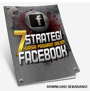 7 Strategi Kuasai Pasaran Facebook