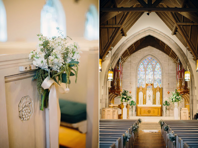 Kenilworth Union Church Wedding Ceremony