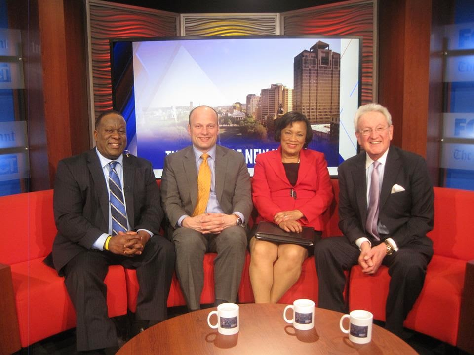 The FICKLIN MEDIA GROUP,LLC: March 22: New Vision For New Haven Schools | WTIC FOX CT