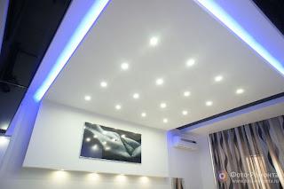 Contoh Model Desain Plafon Rumah Modern