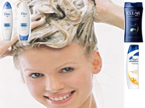 Basic idea about shampoo , Chemical of the shampoo