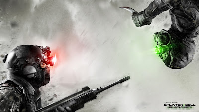 Splinter Cell Blacklist Release Date