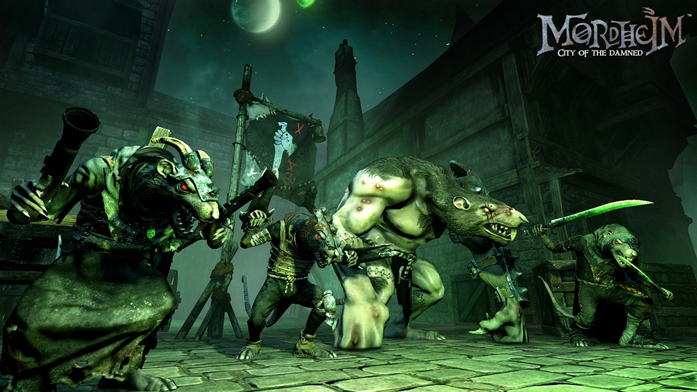 Mordheim City of the Damned Download Poster