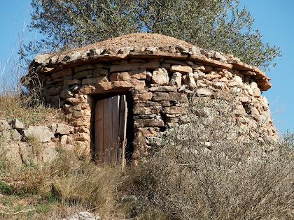 Barraca de vinya de Cal Peixater