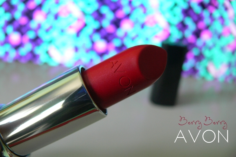 szminka Avon Ultra Colour Berry Berry