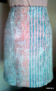 Summer Skirt 5523