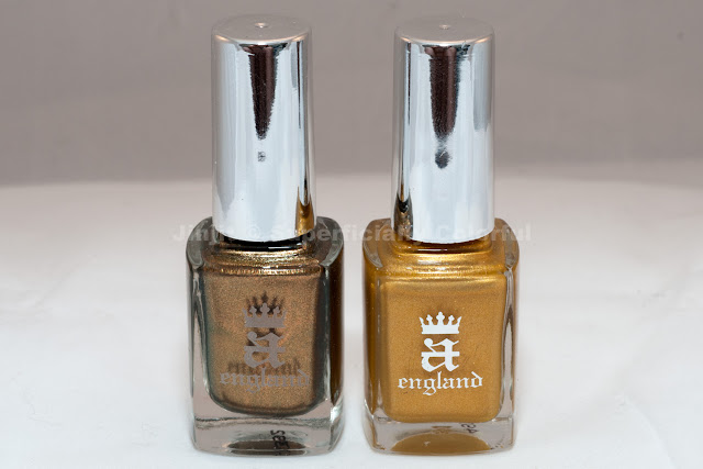 A-England Holy Grail II vs. A-England Holy Grail I