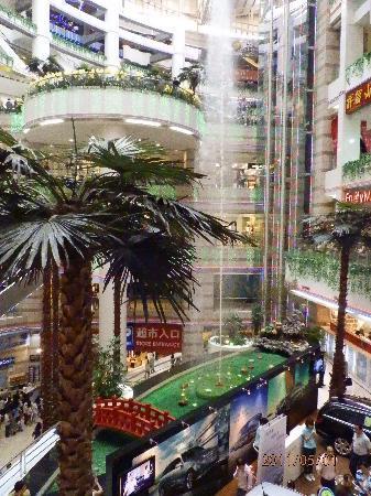 أفضل المجمعات التجارية في كوانزو