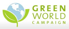 Member of the Green World Campaign